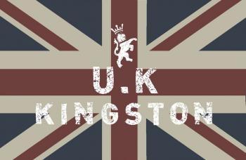 Keukenmat Union Jack