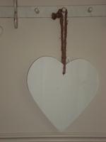 Robuste harten wit klein