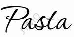 Glassticker Pasta