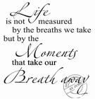 Life is not