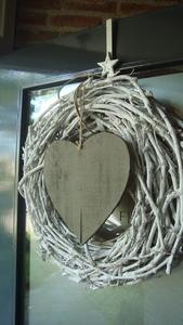 Sloophouten hart
