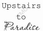 Traptekst Paradise